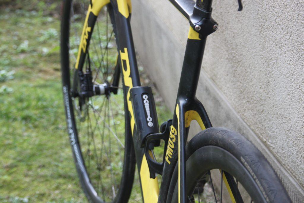 Nelson Trees TCR bike with Revo Terra