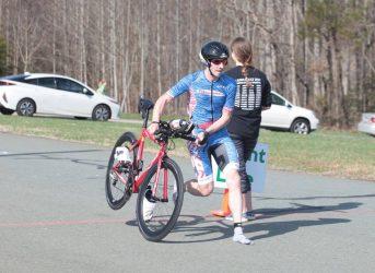 Two Ways to Race a Triathlon with the Revo Via
