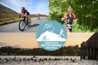 Flaér to continue partnership with Aberfeldy Triathlon