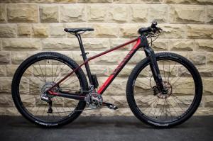 Revo Terra on XC bike
